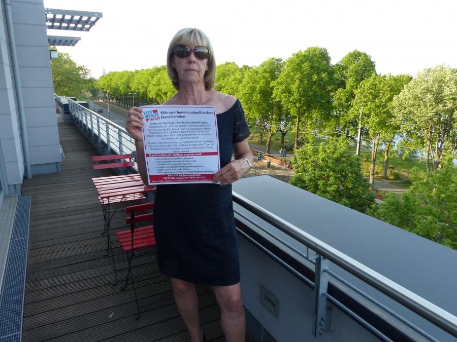 Newsletter Mai 2020: Freie Wähler Köln starten Kommunalwahlkampf